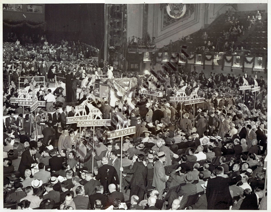 1940 GOP Convention.