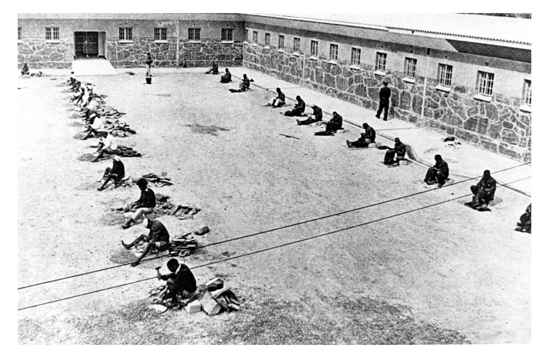 Robben Island Inmates