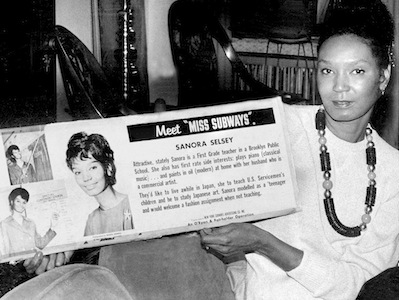 Miss Subways 1964 Sanora Selsey.