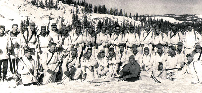Radio Diaries The Ski Troops of WWII - Radio Diaries